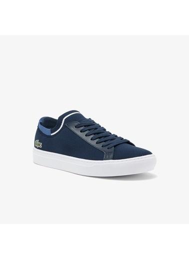 Lacoste Erkek La Piquee 136 Sneakers 739CMA0023. Lacivert